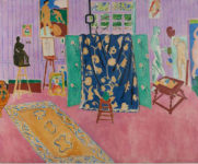 Henri Matisse, Pink studio, 1911