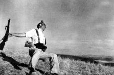 Robert Capa, Muerte de un miliciano.
