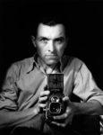 Robert Doisneau, Autorretrato.