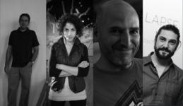 Artistas invitados a la bienal