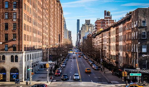 Residencias en Nueva York