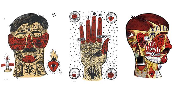 La ilustración española viaja a México