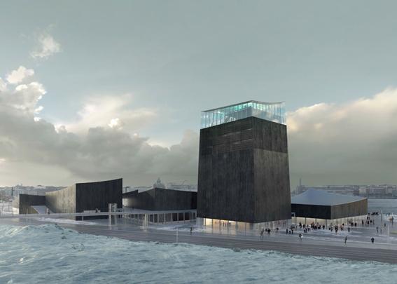 Guggenheim se acerca a Helsinki
