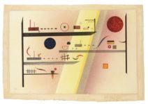 Vasily Kandinsky, Horizontal dividida, 1935