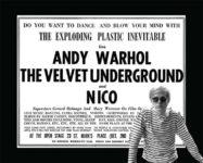 Andy Warhol, Explonding Plastic Inevitable.
