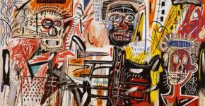 Jean-Michel Basquiat, Philistines