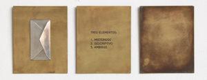 Luis Camnitzer, Three elements, 1973