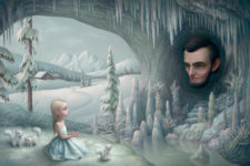 Mark Ryden, Grotto of the Old Mass.
