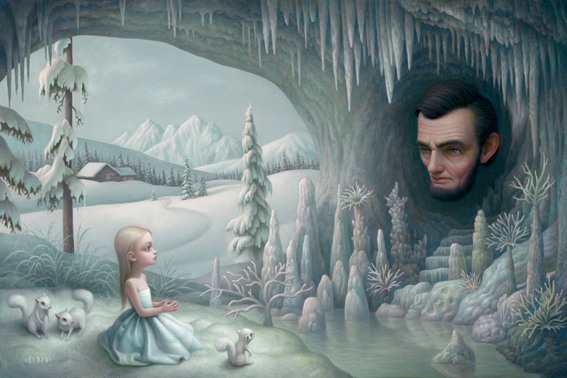 La ilustración de Mark Ryden