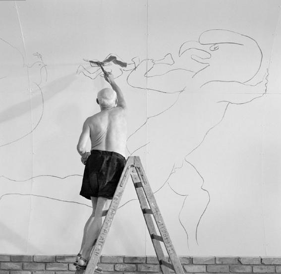 Picasso por Quinn