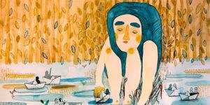Mirjam Slim ganadora de Ashurst Emerging Artist Prize 2016