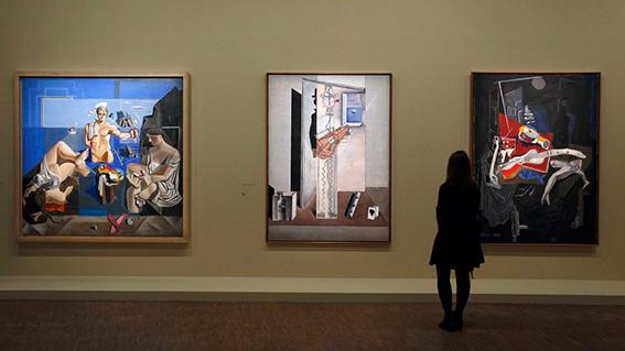 Las exposiciones más vistas en Pompidou