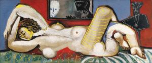 Picasso, Susana y los ancianos.