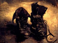 Un par de Zapatos, Van Gogh