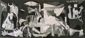 Picasso, Gernika.