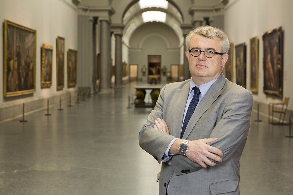 Miguel Falomir, director del Prado
