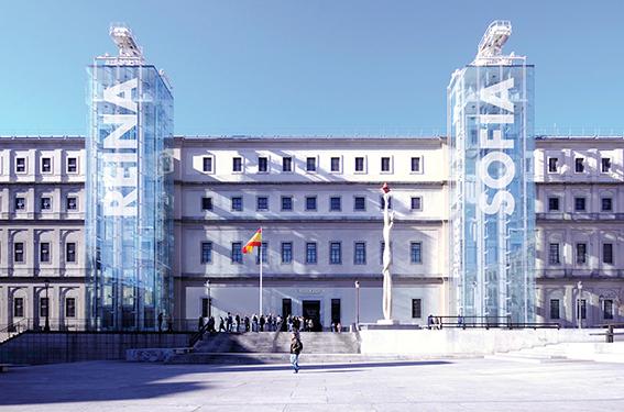 Conservación de Arte Contemporáneo