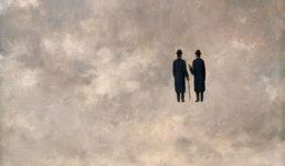 René Magritte, El arte de la conversación, 1963