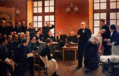 Aristide Pierre André Brouillet, Lección de clínica en La Salpêtrière