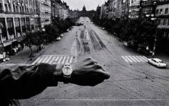 Josef Koudelka, serie Exils