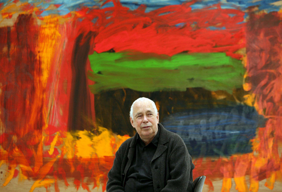 Muere Howard Hodgkin