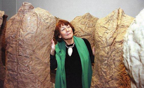 Fallece Magdalena Abakanowicz