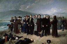Antonio Gisbert, Fusilamiento de Torrijos y sus compañeros, 1887/88