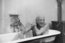 David Douglas Duncan, Picasso, 1956