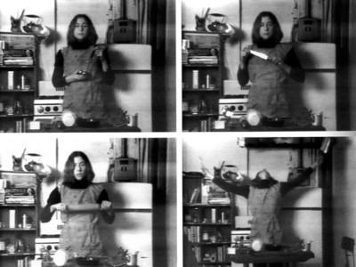 "Martha Rosler: ""Semiotics of the Kitchen"""