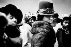 Leonard Freed, Harlem fashion show, 1963. © Leonard Freed/Magnum Photos