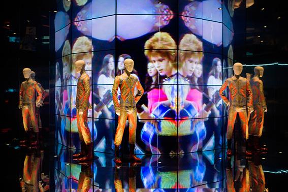 Museu del Disseny homenajea a Bowie
