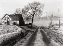 Albert Renger-Patzsch, Paisaje de Essen y mina de carbón Rosenblumendelle, 1928. © Albert Renger-Patszch