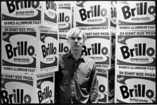Andy Warhol, Brillo box, 1964. Cortesía de Museo Jumex