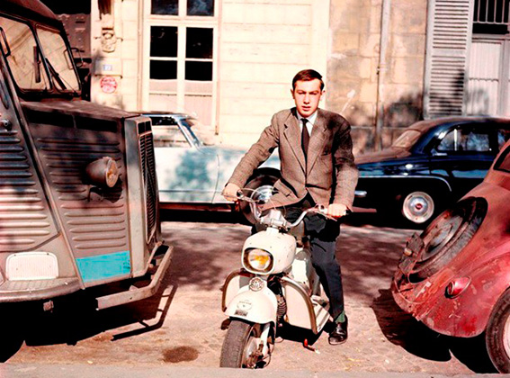 Raymond Depardon en El Recoleta