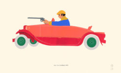 Page Tsou, Toy car