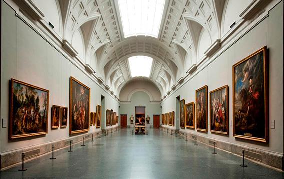 La mirada del otro en el Museo del Prado