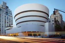 Frank Lloyd Wright, Museo Solomon R. Guggenheim