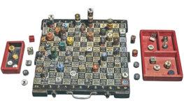 Xul Solar, Pan ajedrez, 1945