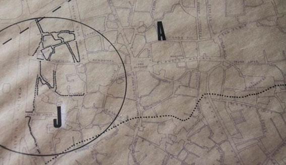 12 ejercicios de medición sobre Córdoba