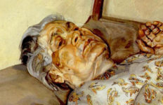 Lucian Freud, retrato a su madre