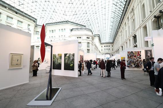 Galerías en Art Madrid