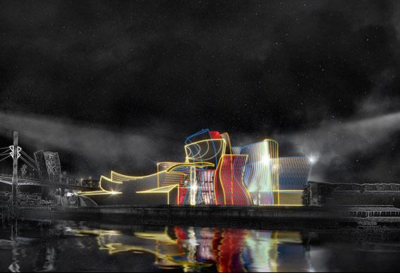 Cierre del XX aniversario del Guggenheim