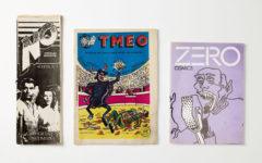 Fanzination! Los fanzines de cómic en España en el IVAM.