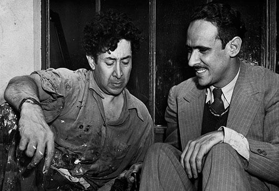 Leo Matiz: el muralista de la lente