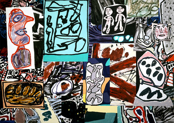 Dubuffet: Theatres of memory