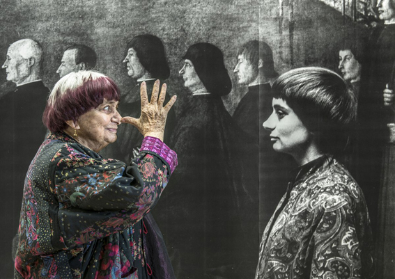 Premio Donostia para Agnès Varda