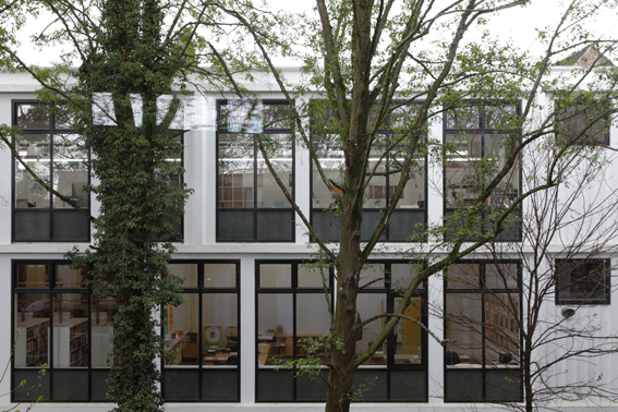 Residencia Jan Van Eyck