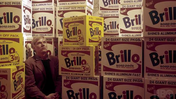 Warhol: El arte mecánico