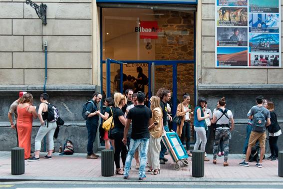 Becas Bilbao Arte 18