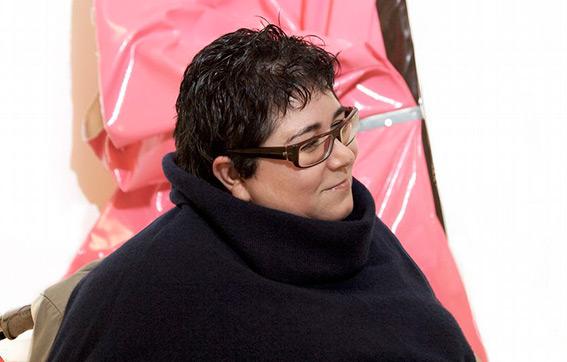 Ángela de la Cruz, Premio Nacional Artes Plásticas